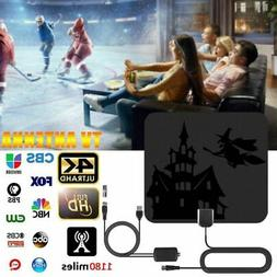 1080P Smart HDTV 4K Skywire 1180 Miles Indoors TV Digital An