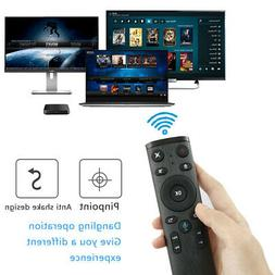 2.4G Wireless Remote Control with USB Receiver Voice Input f