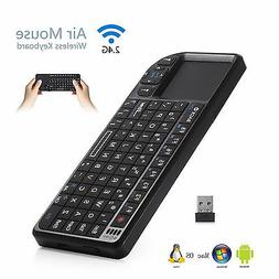 2.4G Wireless Remote Keyboard Mouse For PC IPTV Smart TV and