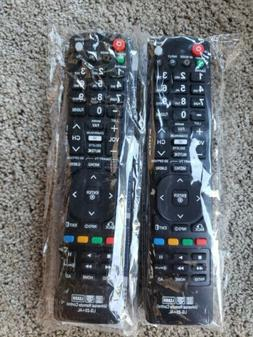2 LG Universal Remote Control for Almost All LG LCD LED HD S