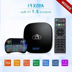 A95X F1 Smart Android 8.1 TV Box 2G 16GB Amlogic S905W 2.4G