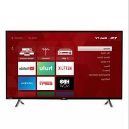 TCL 32 inch Roku Smart LED HDTV with 720p & 60Hz Refresh Rat