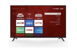 TCL 32 Inch Smart Tv With Built In Roku And 30 Days Free Sli