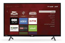 "TCL 32S301 32"" 720p Roku Smart LED TV 