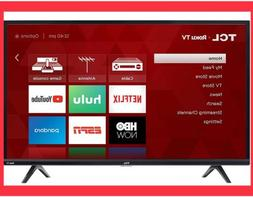 TCL 32S325 32 Inch 720p Roku Smart LED TV  * NEW IN BOX *
