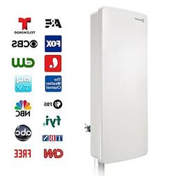 ANTOP AT-400B Indoor/Outdoor Digital Smartpass HDTV Antenna