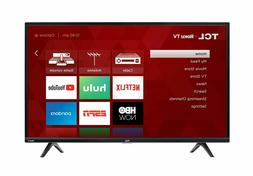 TCL 40S325 40 Inch 1080p Smart LED Roku TV  TV only 40""