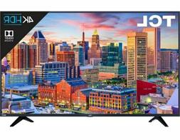 TCL 43S517 43-Inch 4K Ultra HD Roku Smart LED TV