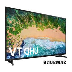 4K Smart TV Television Main UHD LED HDR Ultra 55 Inch Power