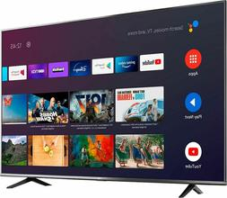 """TCL 50"""" inch 4K LED Smart TV Android 2020 50S434  *Early Bla"""