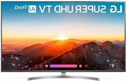"LG 65"" 4K HDR Smart LED UHD TV with AI ThinQ - Gray 65SK8000"