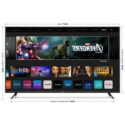 "VIZIO 65"" Class 4K UHD LED SmartCast Smart TV HDR V-Series V"