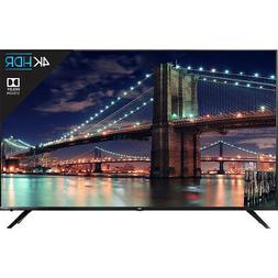TCL 65-Inch 4K Ultra HD HDR Roku Smart LED TV  in Black