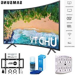 "Samsung 65NU7300 65"" NU7300 Smart 4K UHD TV 2018 w/Wall Moun"