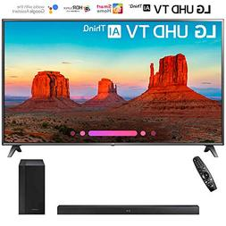 "LG 70UK6570PUB 70"" Class 4K HDR Smart LED AI UHD TV w/ThinQ"