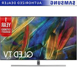 Samsung 75-Inch 4K Ultra HD Smart QLED TV QN75Q7FAM with Ext