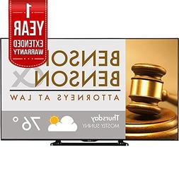 """Beach Camera Sharp 80"""" Class Full HD Commercial LED TV  with"""
