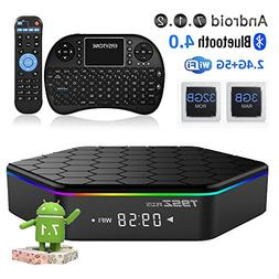 EASYTONE T95Z Plus Android TV Box 3GB 32GB,Android 7.1 TV Bo