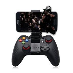 KINGAR Wireless Bluetooth Game Controller Gamepad Joystick f