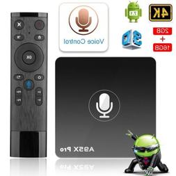 A95X Pro Android 7.1 Smart TV BOX 4K QuadCore 2GB+16GB 1080P