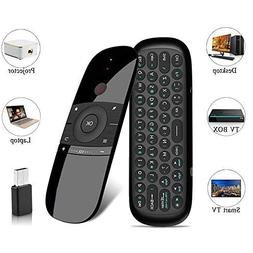Air Remote Mouse, 57B Wireless Keyboard 2.4G Smart TV Remote