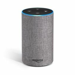 All New Amazon Echo 2nd Generation 2017 w/ improved sound by