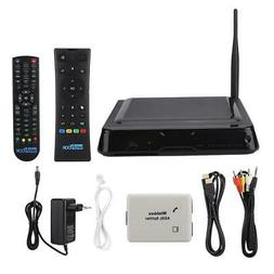 Android 4.4.2 Router Quad Core Smart TV BOX 2+16G 4K Media P