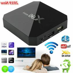 X96 Mini Android Smart TV BOX 2GB+16GB WIFI S905W Quad-Core