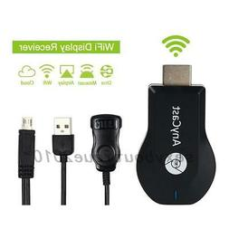 AnyCast M2 WIFI 1080P HDMI Dongle PC TV Receiver For Android