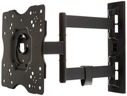 AmazonBasics Articulating TV Wall Mount for 22-inch to 55-in