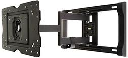 AmazonBasics Articulating TV Wall Mount for 32-inch to 80-in