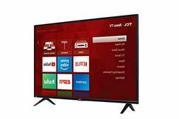 BRAND NEW TCL 40S325 40 Inch 1080p Smart LED Roku TV