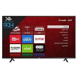 TCL 55 Class 55S403  4K Ultra HD Roku LED LCD TV