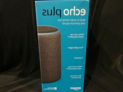 Amazon Echo Plus 2nd Generation Home Speaker with Alexa Char