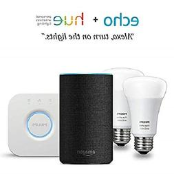 echo smart light bulb starter