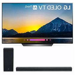 LG Electronics OLED55B8PUA 55-Inch 4K Ultra HD Smart OLED TV