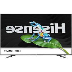 "Hisense 65"" UHD Smart LED TV , Glossy"