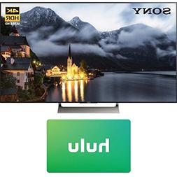 "Sony 55"" 4K HDR UHD Smart LED TV  w/ 3 Month Netflix Subscri"