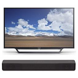 Sony KDL32W600D 32-Inch HD Smart TV S200F 2.1ch Soundbar wit