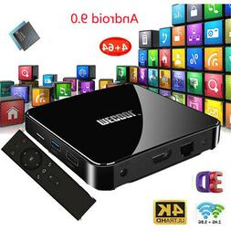MECOOL KM3 Android 9.0 Smart TV Box Media Player S905X2 4GB+