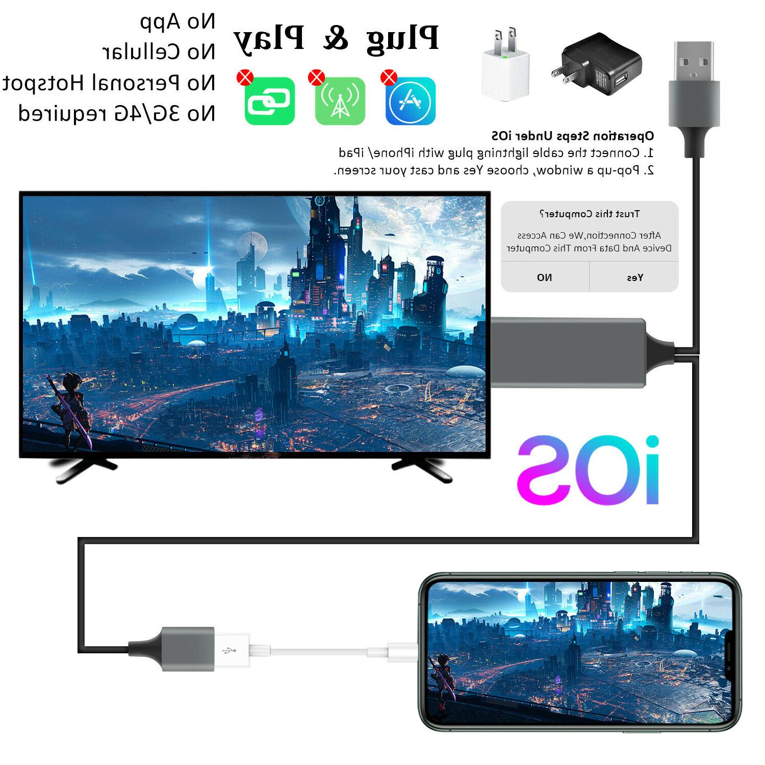 1080P Smart Phone TV For