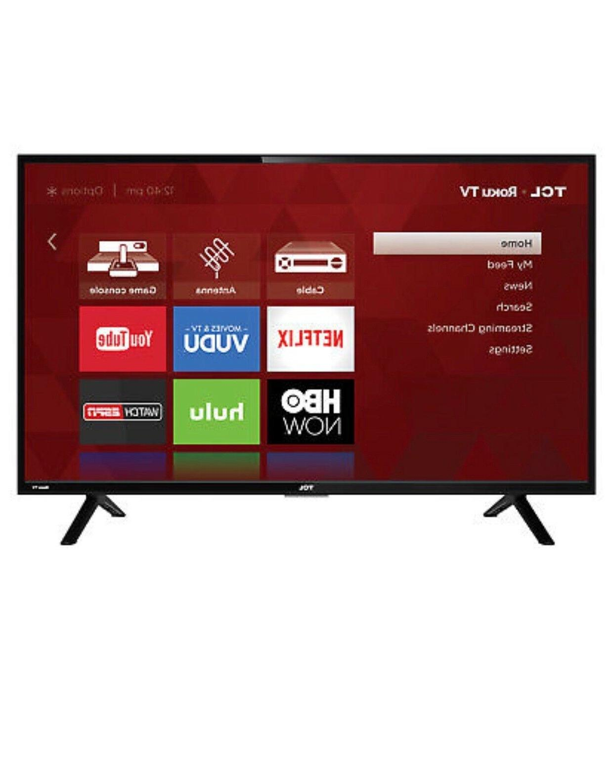 TCL 32-Inch 720p Roku LED HDTV with HDMI | 32S305