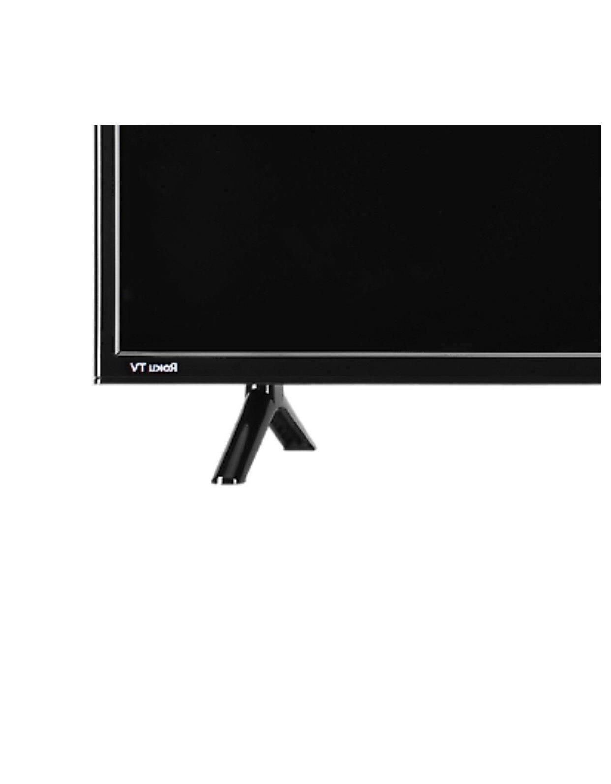 TCL 32-Inch Roku Smart LED HDTV with x | 32S305