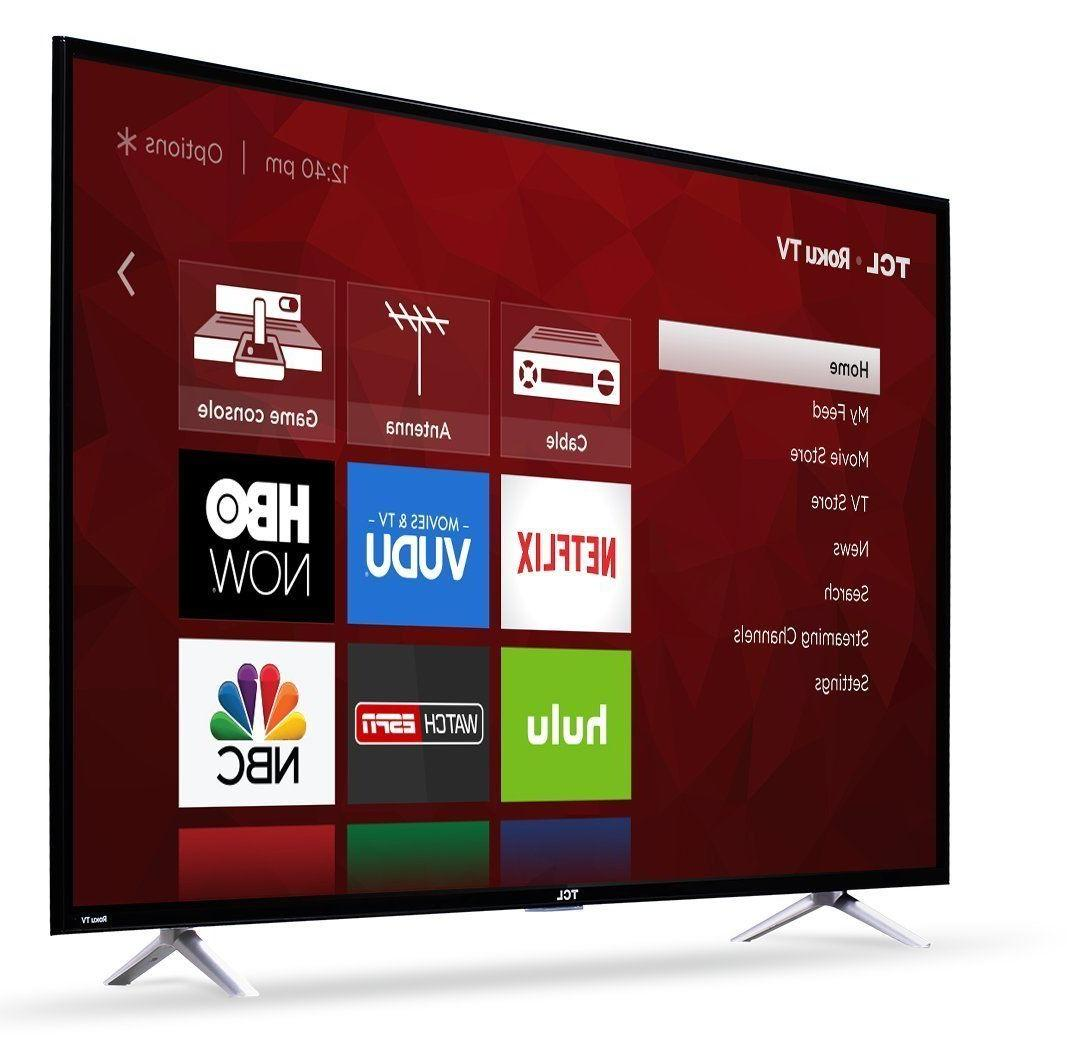 TCL TV Clear 120, & Built-in
