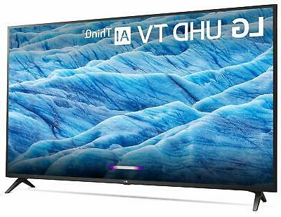 LG 55UM7300 55-Inch Active HDR HD Smart TV w/ ThinQ