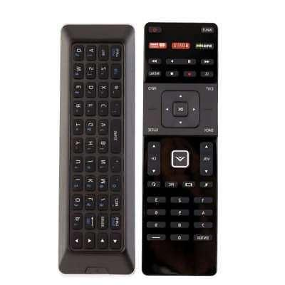 NEW Qwerty Side Remote fit 2015 VIZIO Smart app internet tv