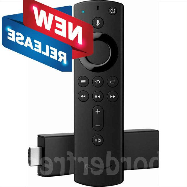 amazon fire tv stick 4k with all