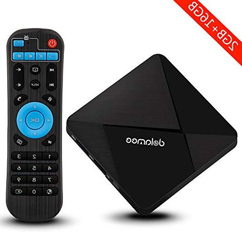 android tv dolamee d5