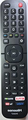 New USARMT EN2A27  Remote for Hisense H5 Series FHD Smart TV
