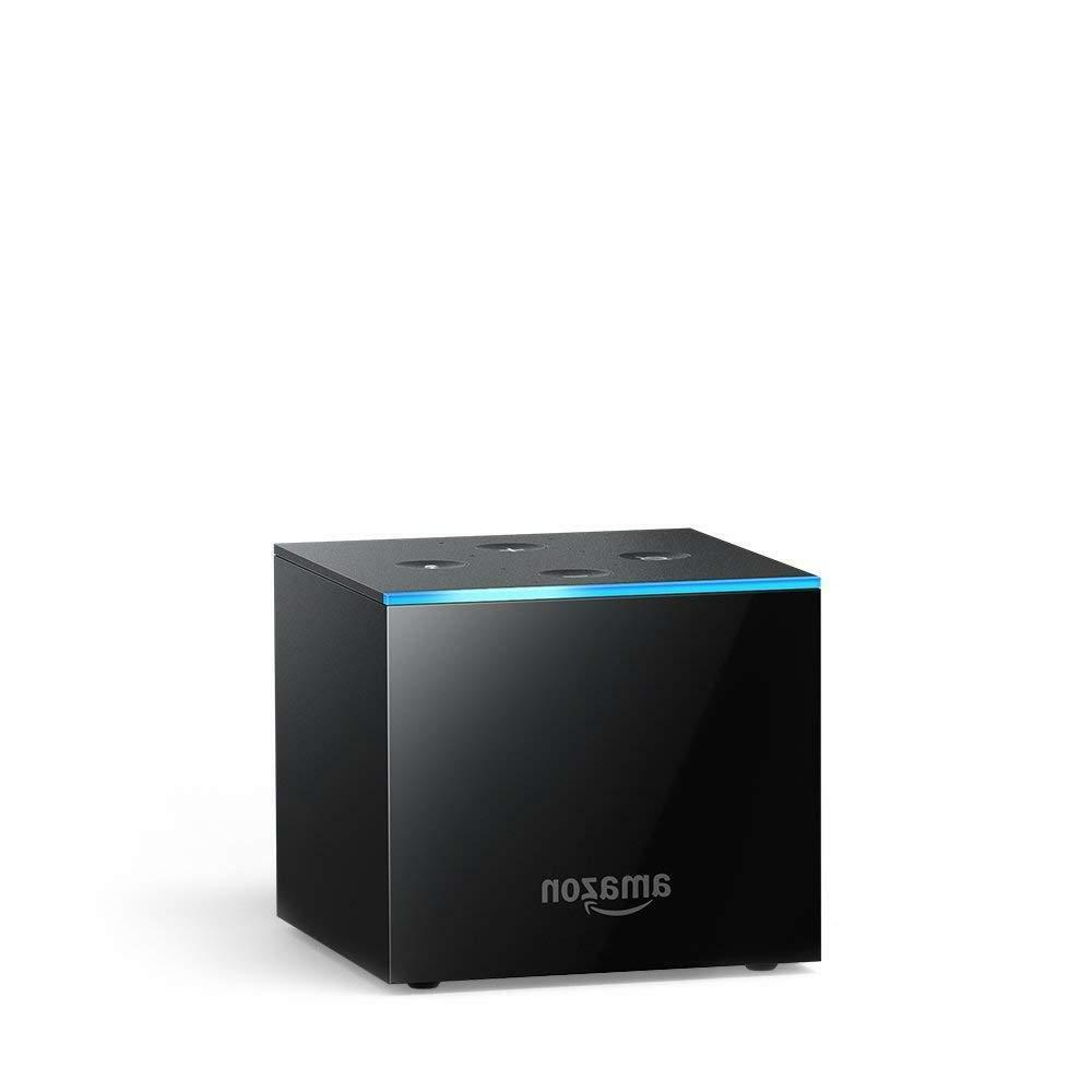 Amazon Fire TV Cube Smart Assistant Ultra HD Player